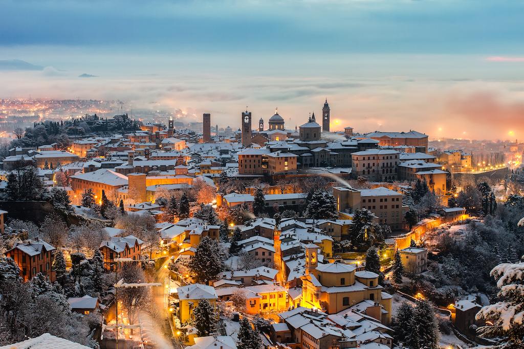 Bergamo inverno