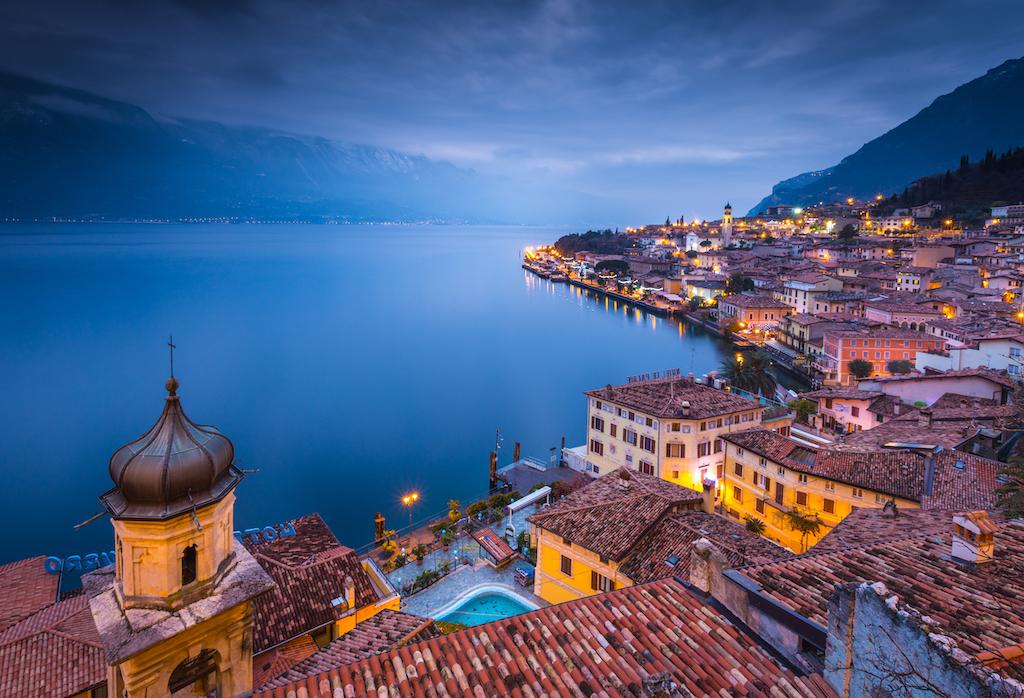 Limone - lago di Garda